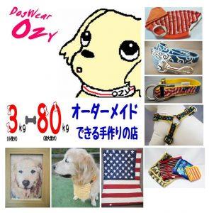 DogWear-Ozy紹介